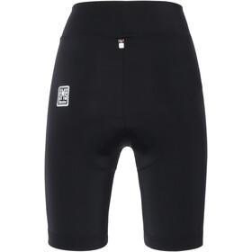 Santini Gaia Bibless Shorts Dame black